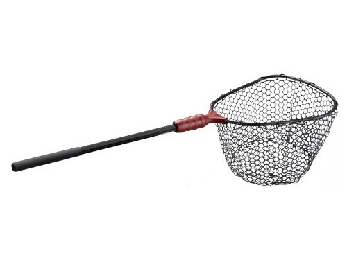 review ego rubber landing net