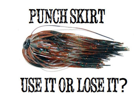 When to not use a punch skirt