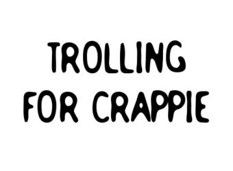 trolling for crappie tips