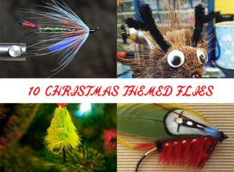 Christmas Fly Patterns