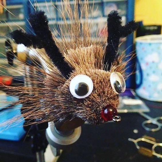 reindeer dry fly