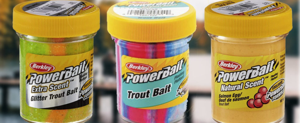 How to catch trout with Powerbait